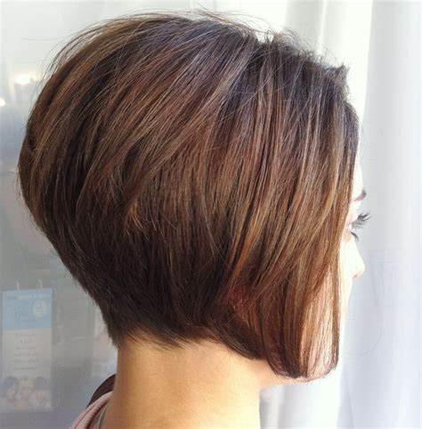 stacked haircuts for women 16 chic stacked bob haircuts short hairstyle ideas for