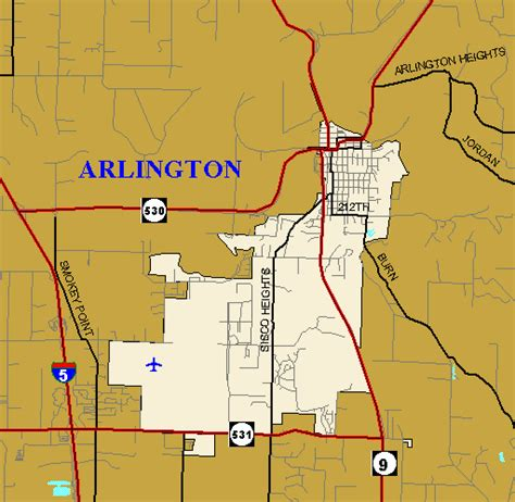 washington dc limits map map of arlington washington washington dc map