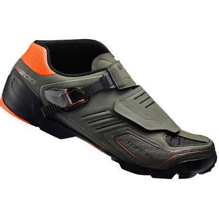 shimano m088 spd mountain bike shoes wiggle au shimano m200 spd mountain bike shoes