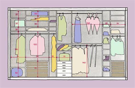 dimensione armadi dimensione armadio schema cabina armadio realizzato dalla