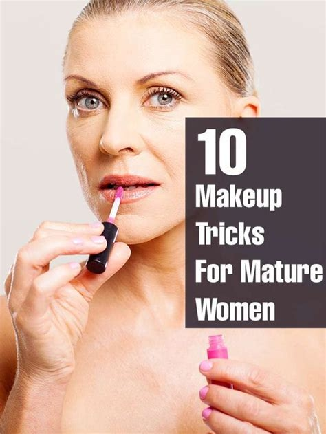 makeup tricks to hide fine lines in forhead 20 best hairstyles for women over 60 images on pinterest