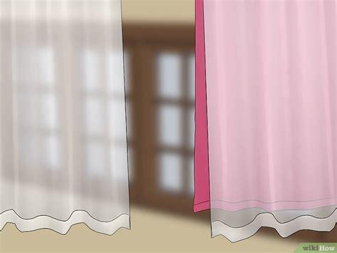 come appendere le tende come appendere delle tende in voile 16 passaggi
