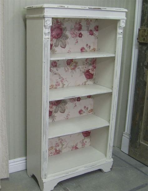 shabby chic bookcases 25 best shabby chic bookcase ideas on
