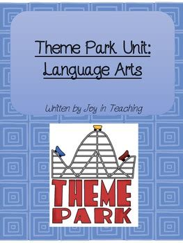 themes for ela units joy in teaching teaching resources teachers pay teachers