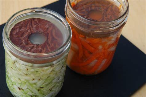 micro fermenting small batch vegetable fermentation