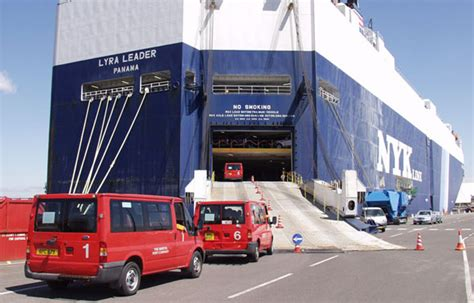 Car Shipping Ports by Auto Transport Services Domestic Trucking Services
