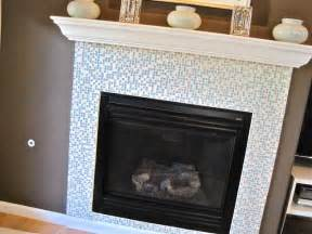 Loft Apartment Decorating Ideas mosaic tiled fireplace diy project