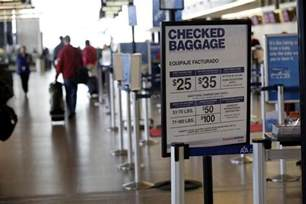 american airlines checked bag fee a few strategies to avoid baggage fees travel travel tips nbc news