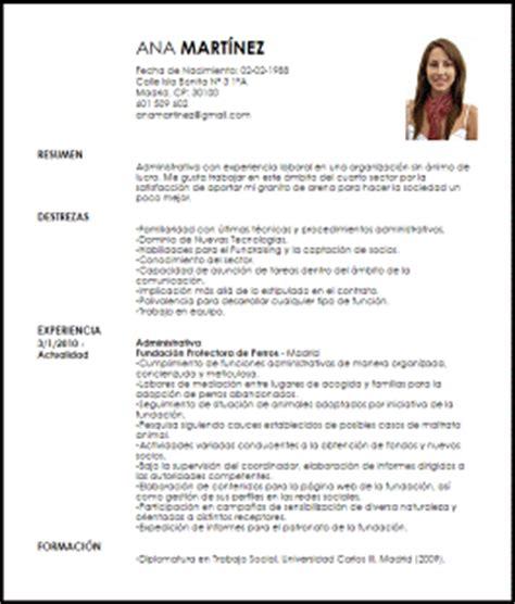 Modelos De Curriculum Vitae Experiencia Laboral En Word Modelo De Curriculum Vitae Laboral Modelo De Curriculum Vitae