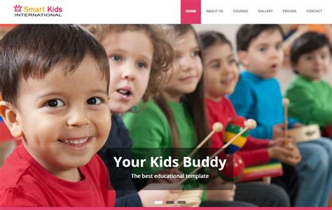 120 Best Free And Premium Bootstrap Website Templates Of 2018 School Website Templates Free Html5