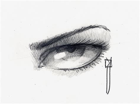 imagenes de ojos dibujados a lapiz pencil eye ojo a l 225 piz i ll give this drawing among the