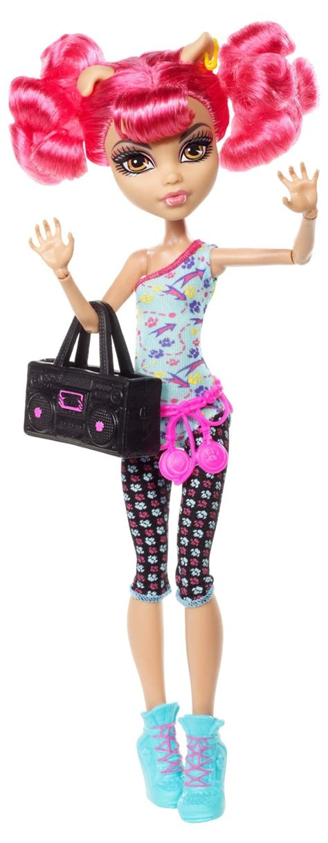 doll classes high class howleen wolf doll toyarena