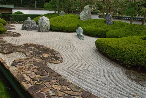 Rock Garden Photos File Komyoji Rock Garden Jpg