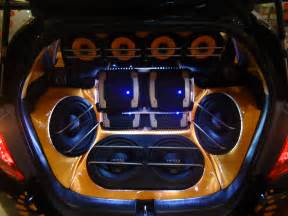 Ultimate Car Audio And Lighting File Car Audio System Fitted In Honda Jazz Jpg Wikimedia