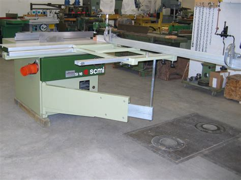 scmi sliding table saw scmi sliding table saw