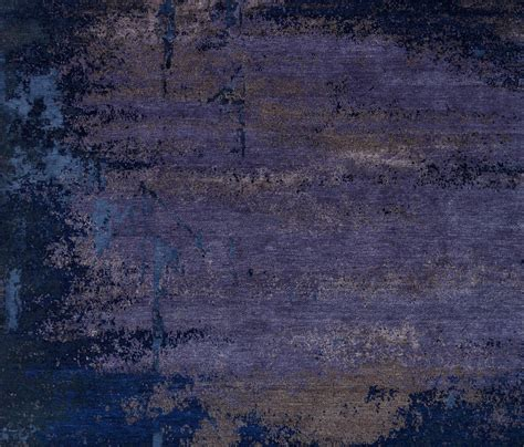 reuber henning texture shallow true blue rugs designer rugs from
