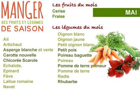 cuisine entr馥 de saison cuisiner les fruits et l 233 gumes de saison et locaux du mois