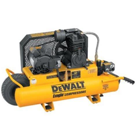 dewalt wheeled portable electric compressors d55570 septls115d55570 shoplet
