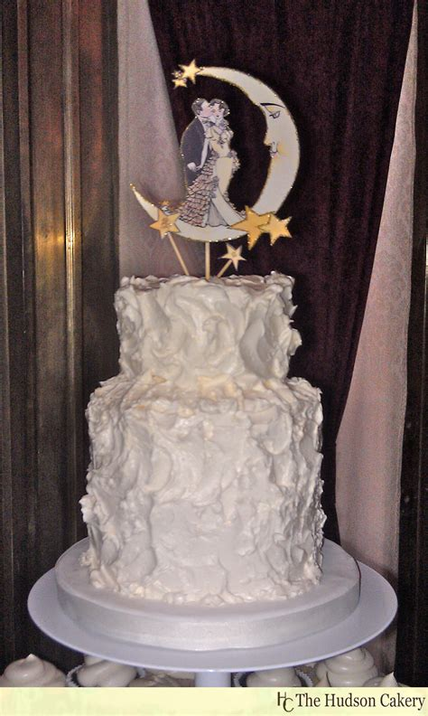 wedding cake topper with vintage wedding cake topper the hudson cakery