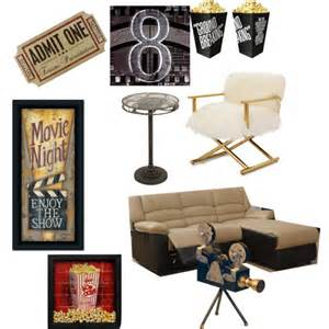 Movie Themed Home Decor by Interior Decorating Movie Themed Room Polyvore