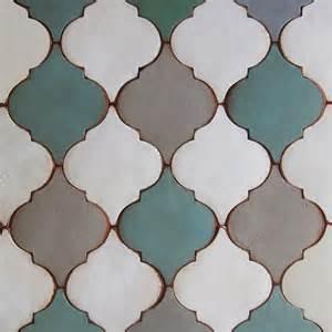 Moroccan Tile Kitchen Backsplash Arabesco Lg Terracotta Tile Tabarka Studio
