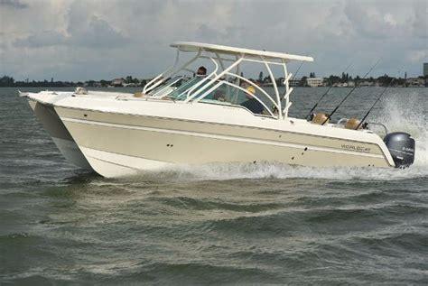 glacier boats glacier bay power catamaran boats for sale in florida