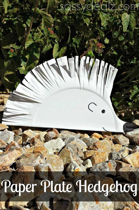 Play Our Project Runway Faceoff Fabsugar Want Need 3 by Diy Hedgehog Paper Plate Craft For Crafty Morning