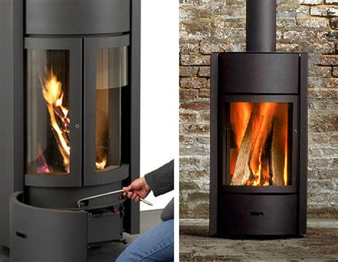 Contemporary Wood Burning Stoves Stoves Modern Stoves