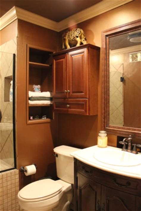 earth tone bathroom designs information about rate my space questions for hgtv com