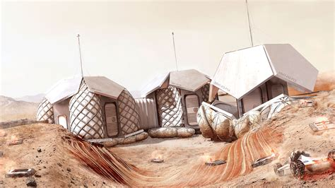 Mars In The House by Houses On Mars Look Nothing Like Their Science Fiction Counterparts Architectural Design