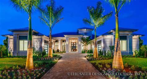 modern mediterranean house plans sater design stillwater modern house plan sater design collection