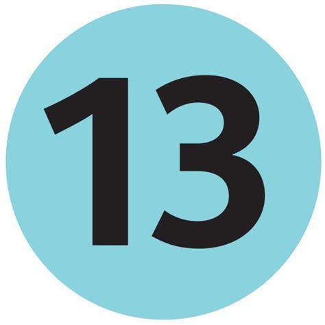 s day number 13 数字13 数字 数字卡通 第4页 点力图库