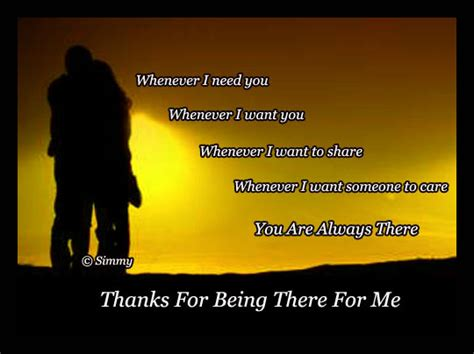 Always There you are always there free special friends ecards