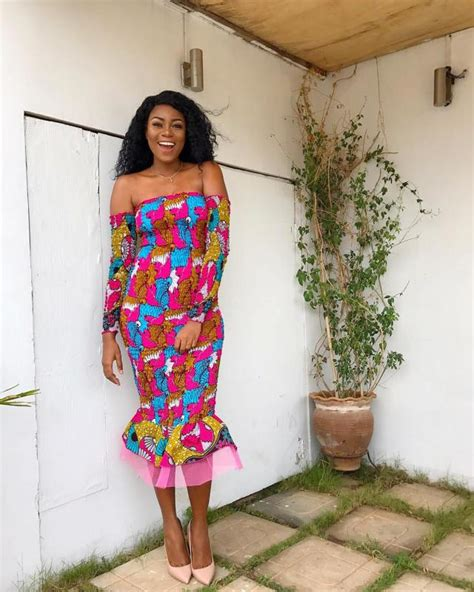 yvonne nelson s hairstyles at the back yvonne nelson back on movie set after giving birth