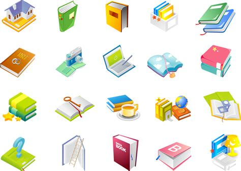 imagenes logos escolares libros y 250 tiles escolares conjunto del icono descargar