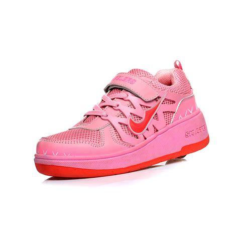 roller shoes for child heelys boys roller shoes 3color for children
