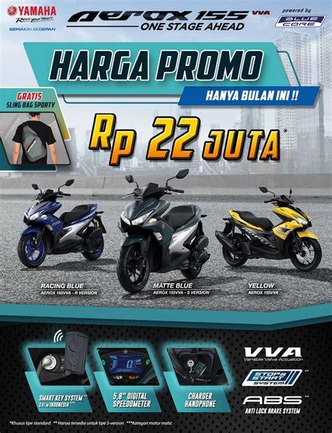 Aerox Vva 155cc harga motor yamaha aerox 155cc 2017 impremedia net