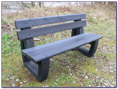 plastic garden benches uk recycled plastic park benches bench home design ideas