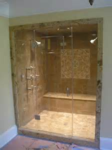 inline frameless shower enclosure frameless steam shower va