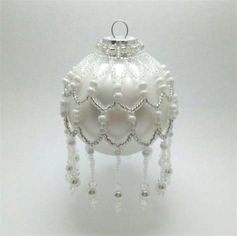 6002 best beading christmas ornaments jewelery images on