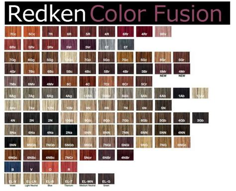 redken shades eq color chart pictures to pin on pinsdaddy redken hair color chart carol g redken hair color colour chart and hair coloring