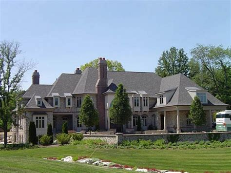luxury chateau house plans top chateau homes