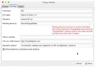 instal pinguy builderremastersys  ubuntu senyawa