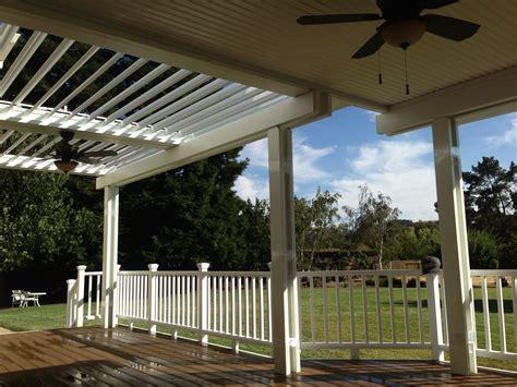 aluminum posts sacramento patio covers