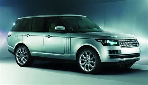 range rover  official pictures  luxury suv