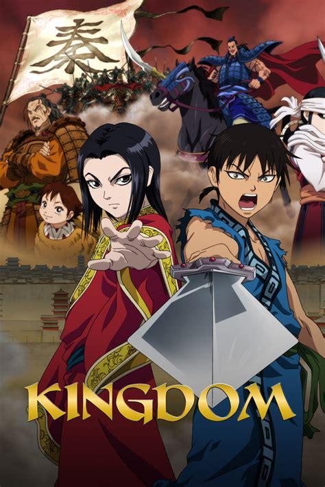 Anime Kingdom by Kingdom And Anime Series Gets Live