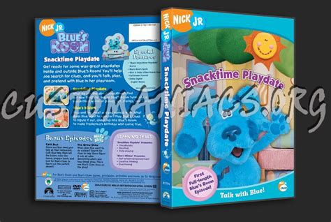 Blues Room Snacktime Playdate by Snacktime Playdate Dvd Related Keywords Suggestions