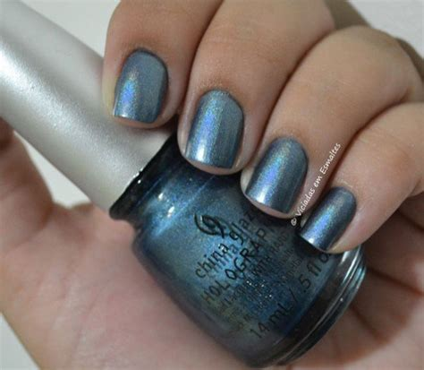 China Glaze Take A Trek esmalte china glaze take a trek cole 231 227 o hologlam