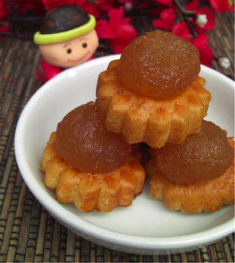 vegetarian new year cookies cny 2015 pineapple and healthy cookies delcies