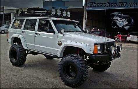 jeep xj white white xj lifts fast cars